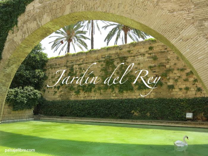 Jard n del rey o s 39 hort del rei en palma de mallorca for Bistro del jardin mallorca
