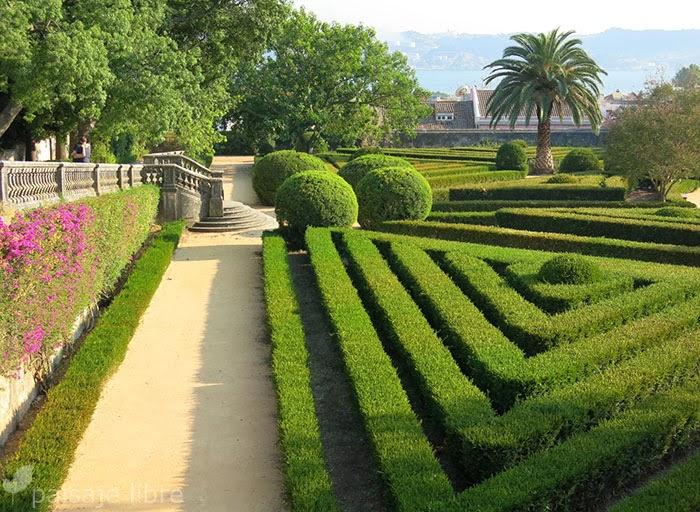 Los 9 mejores jardines de portugal paisaje libre for Paisajes de jardines